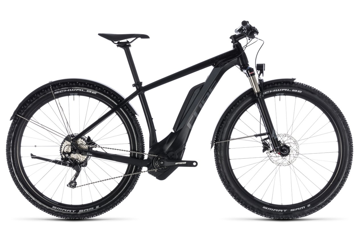 Cube Reaction Hybrid Pro Allroad 400 - 2018 - 27,5 Zoll - Diamant