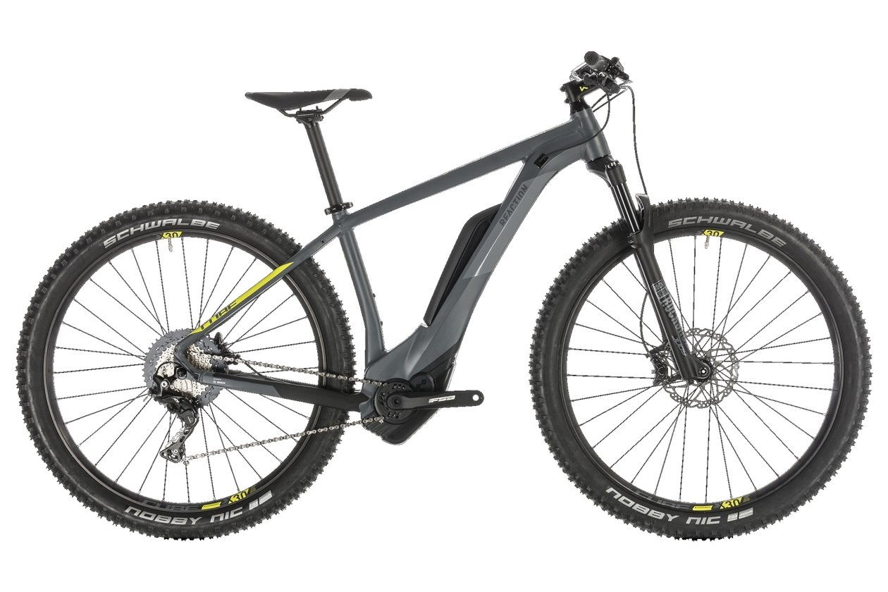 Cube Reaction Hybrid Race 500 - 500 Wh - 2019 - 27,5 Zoll - Hardtail