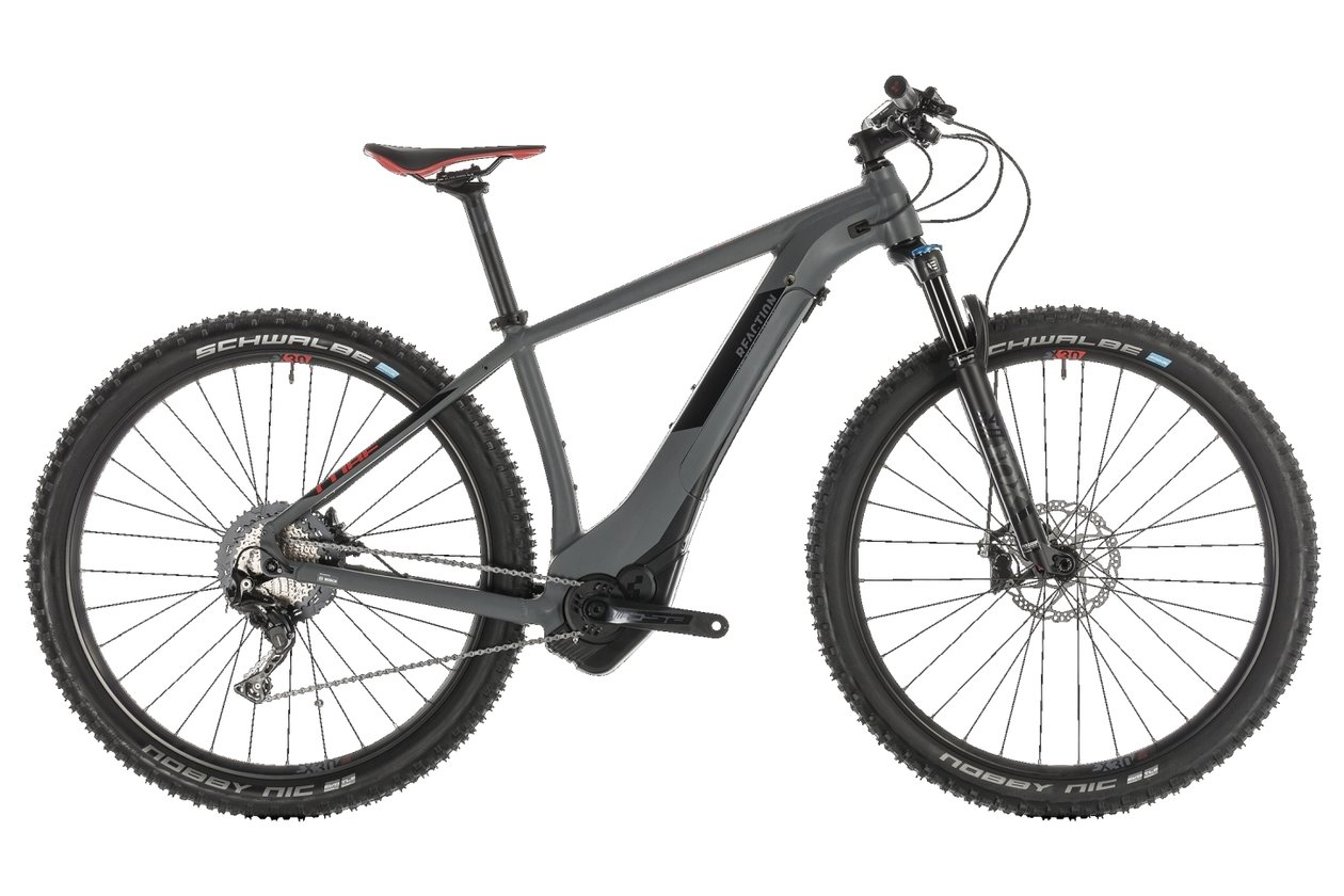 Cube Reaction Hybrid SLT 500 KIOX - 500 Wh - 2019 - 29 Zoll - Hardtail