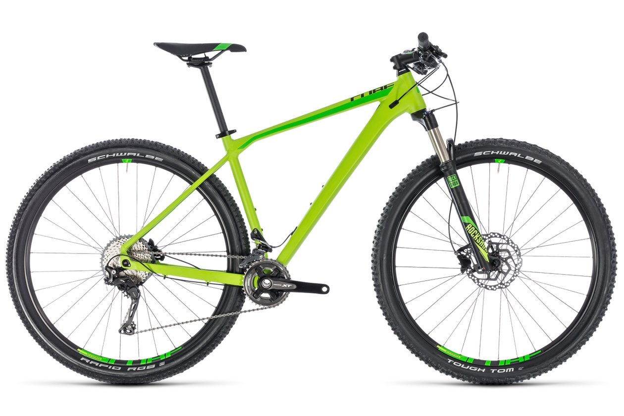 Cube Reaction Pro - 2018 - 29 Zoll - Hardtail