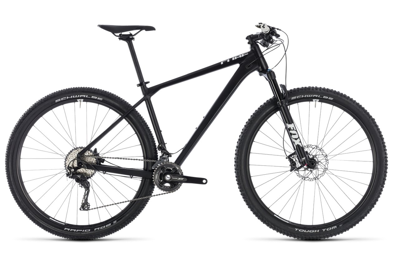 Cube Reaction SL - 2018 - 29 Zoll - Hardtail
