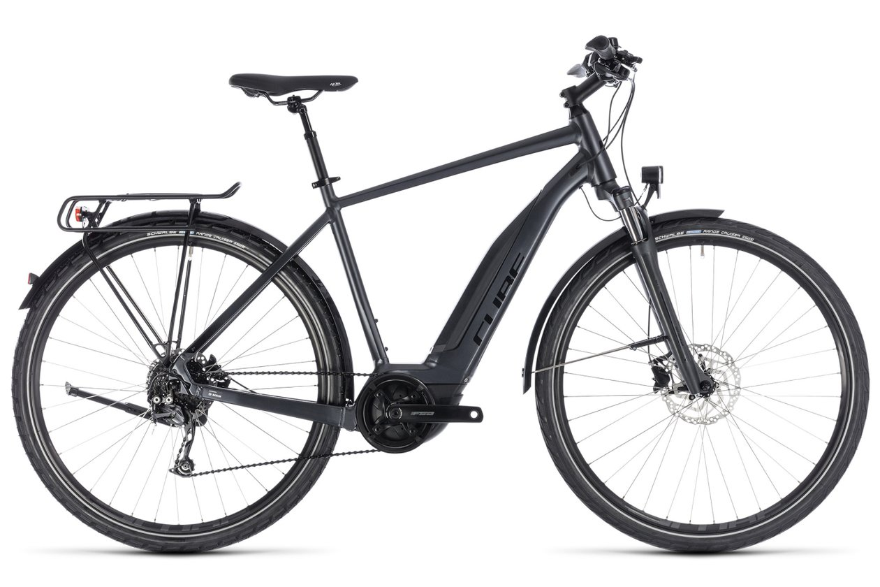 Cube Touring Hybrid ONE 400 - 400 Wh - 2018 - 28 Zoll - Diamant