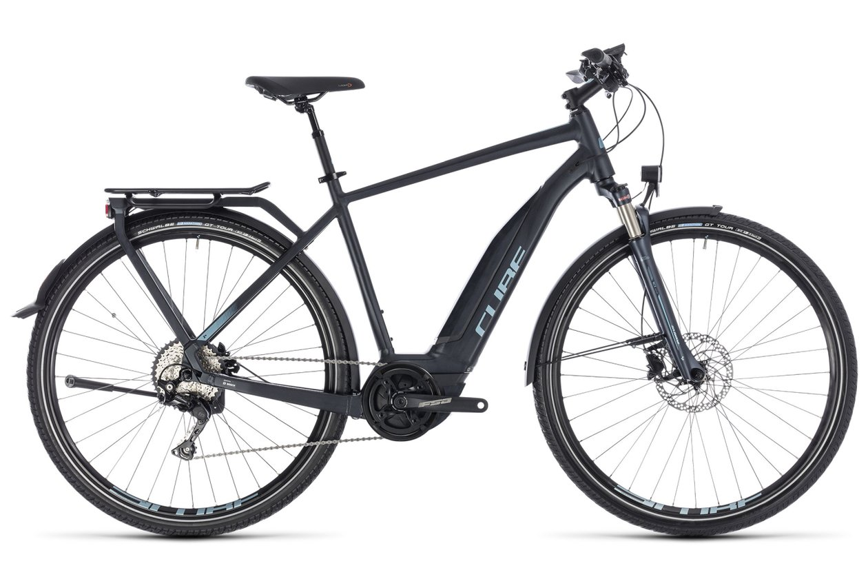 Cube Touring Hybrid Pro 500 - 2018 - 28 Zoll