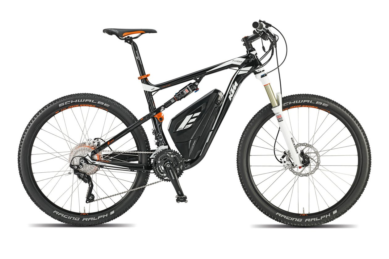 KTM eLYCAN P 27 - Auslaufmodell - 27,5 Zoll - Fully