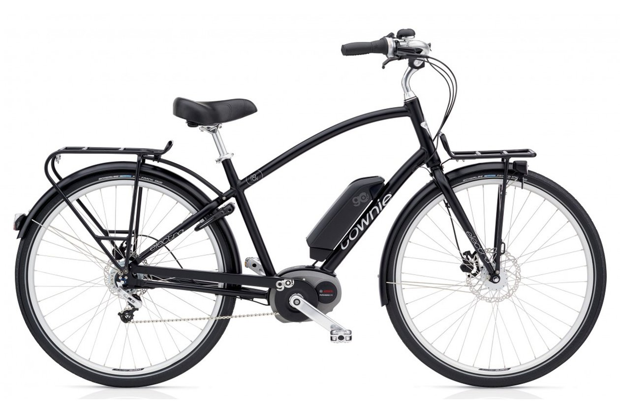 Electra Townie Commute Go! 8i - 400 Wh - 2018 - 28 Zoll - Diamant