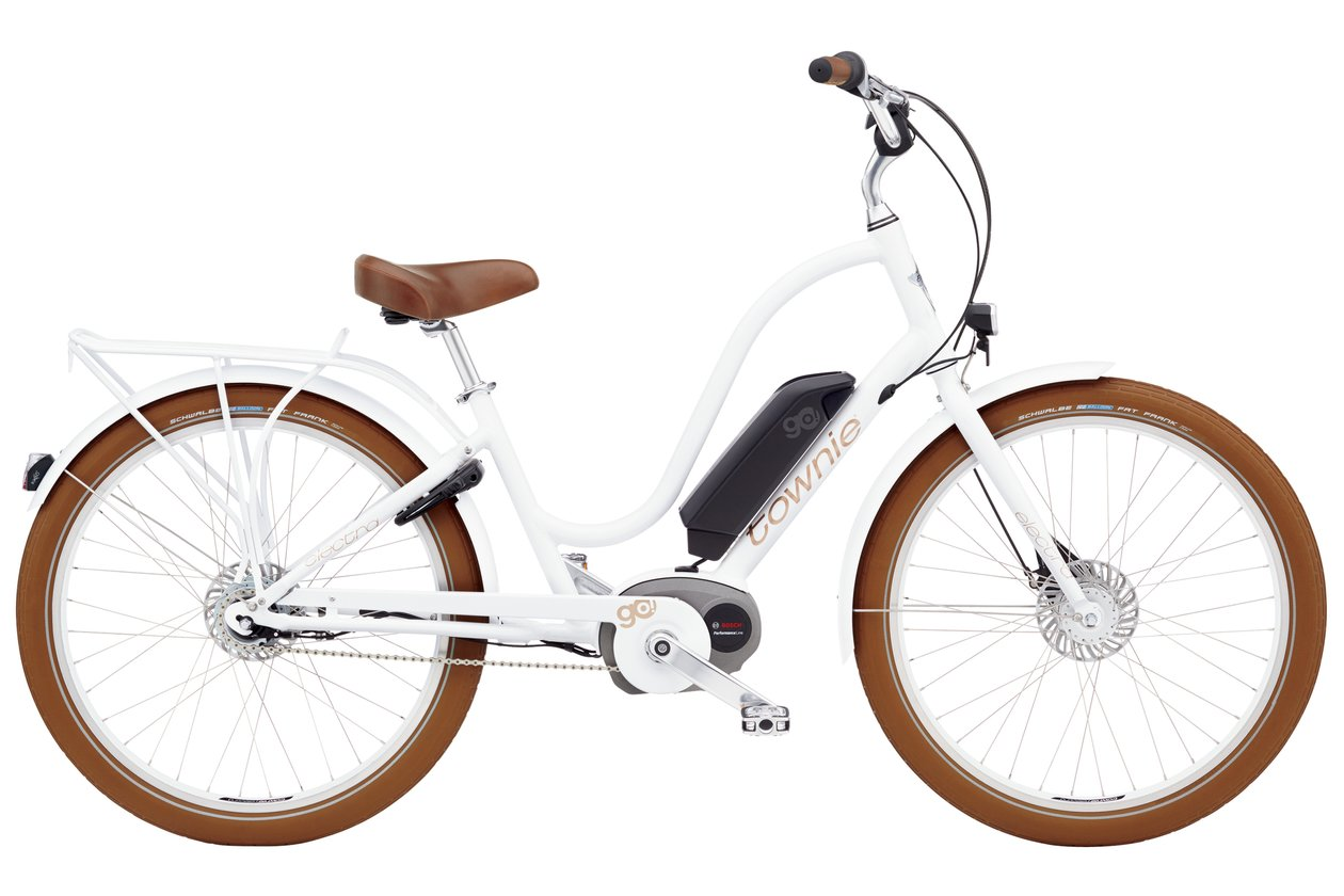 Electra Townie Go! 8i Ladies' - 400 Wh - 2018 - 26 Zoll - Tiefeinsteiger