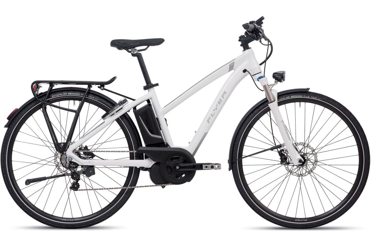 Flyer RS 7.30 540Wh - 2017 - 28 Zoll - Damen Sport