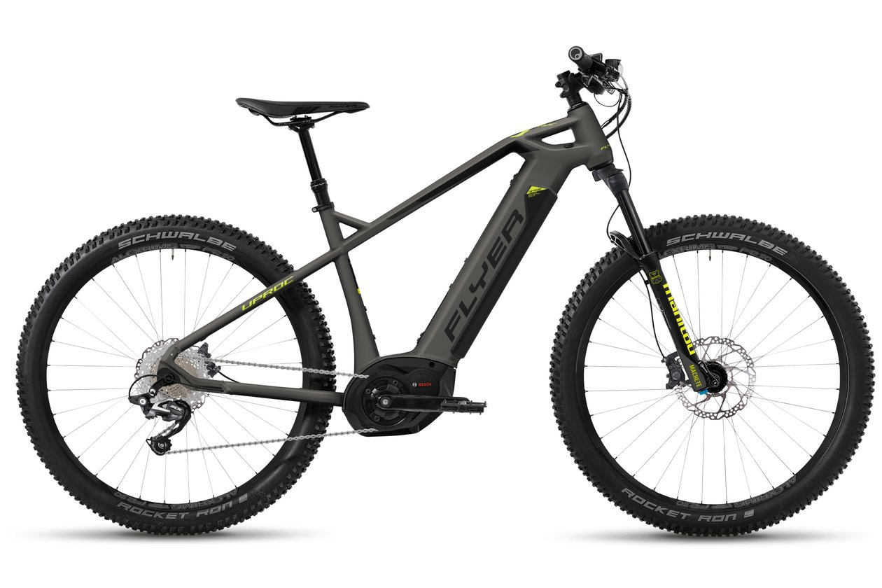 Flyer Uproc1 4.10 - 500 Wh - 2018 - 27,5 Plus Zoll - Hardtail