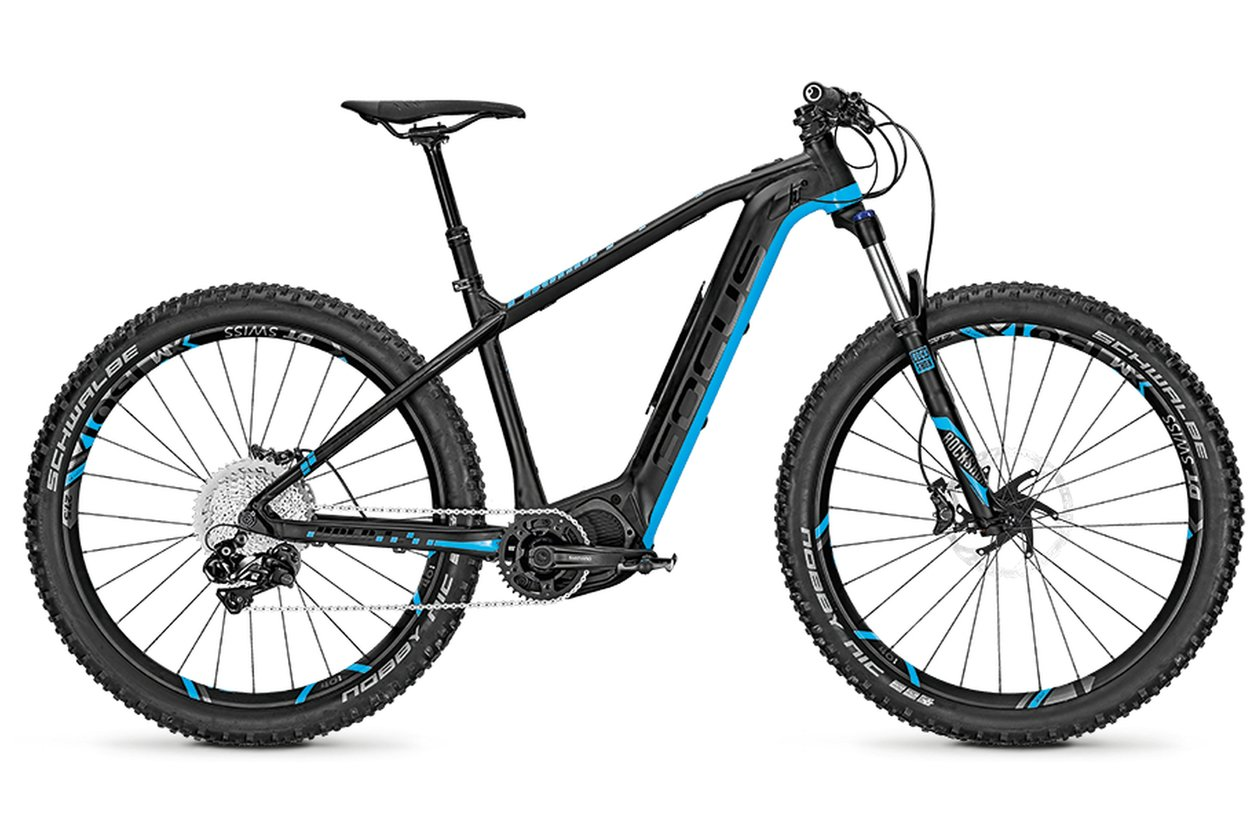 Focus BOLD-2 PLUS PRO - 2017 - 27,5+ Zoll - Hardtail