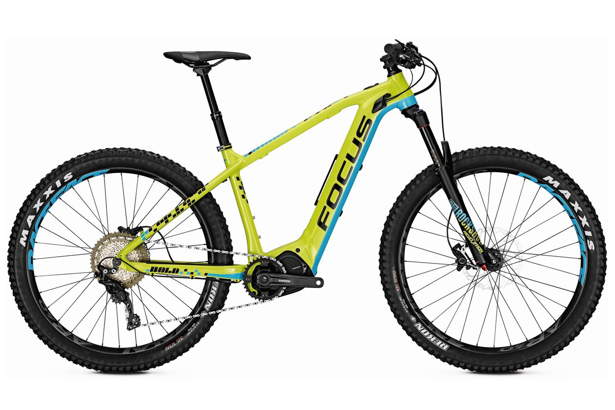 Focus Bold2 Plus - 378 Wh - 2018 - 27,5 Zoll - Hardtail