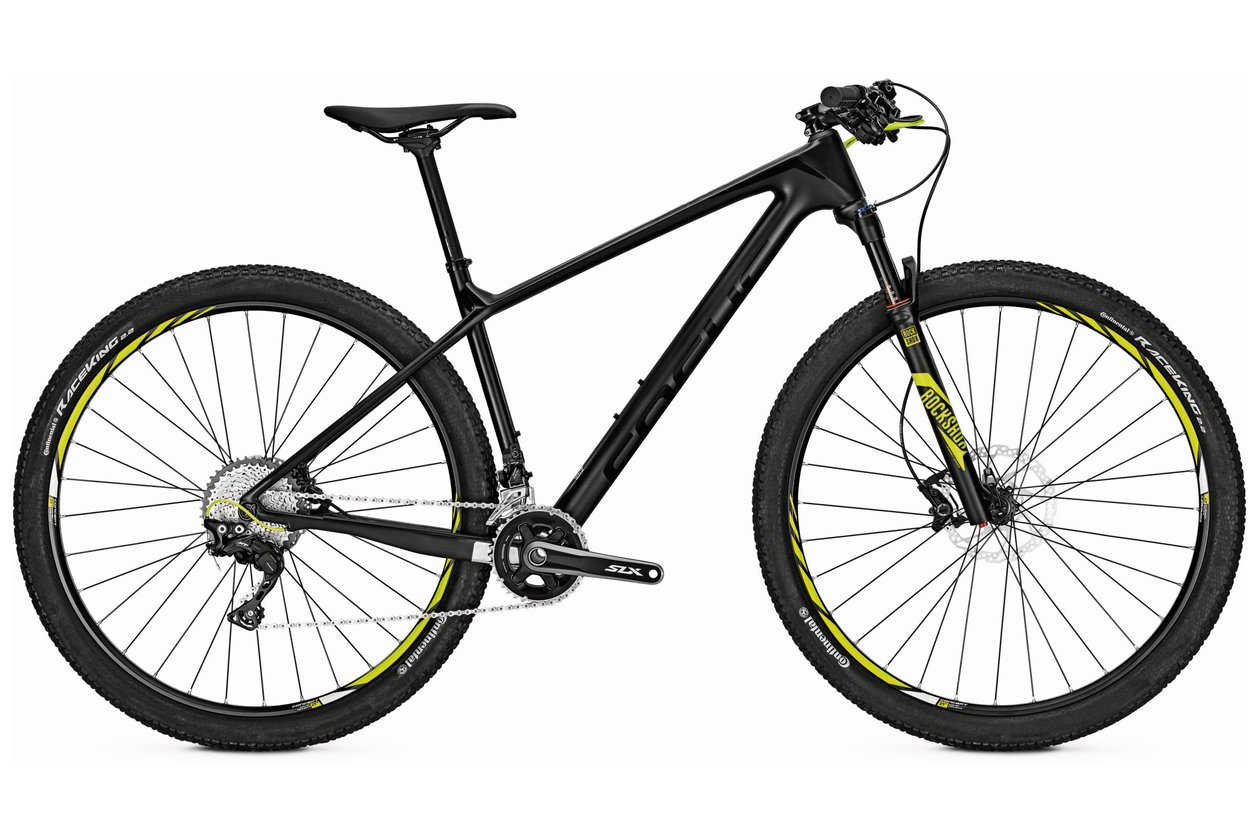 Focus Raven Elite - 2017 - 27,5 Zoll - Hardtail