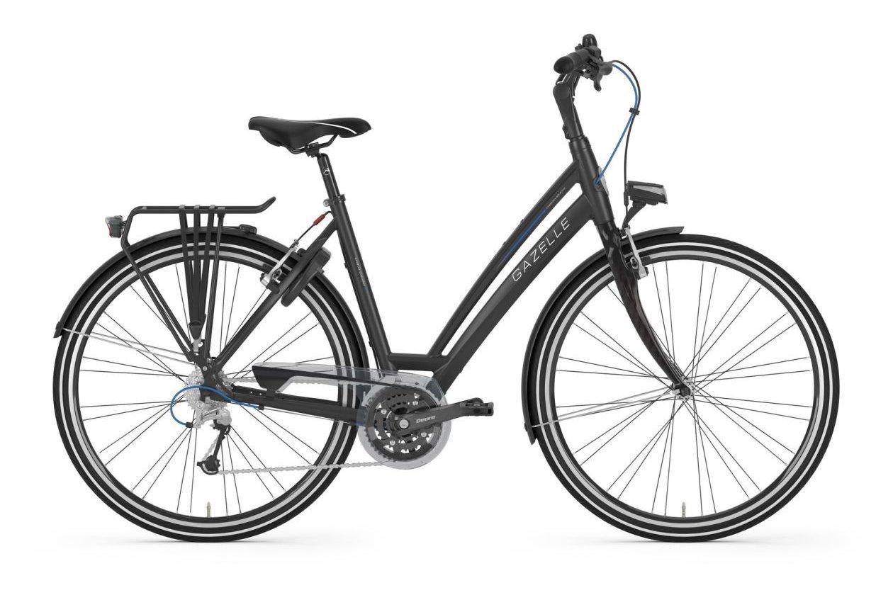 gazelle chamonix s27 2017 28 zoll kaufen fahrrad xxl. Black Bedroom Furniture Sets. Home Design Ideas