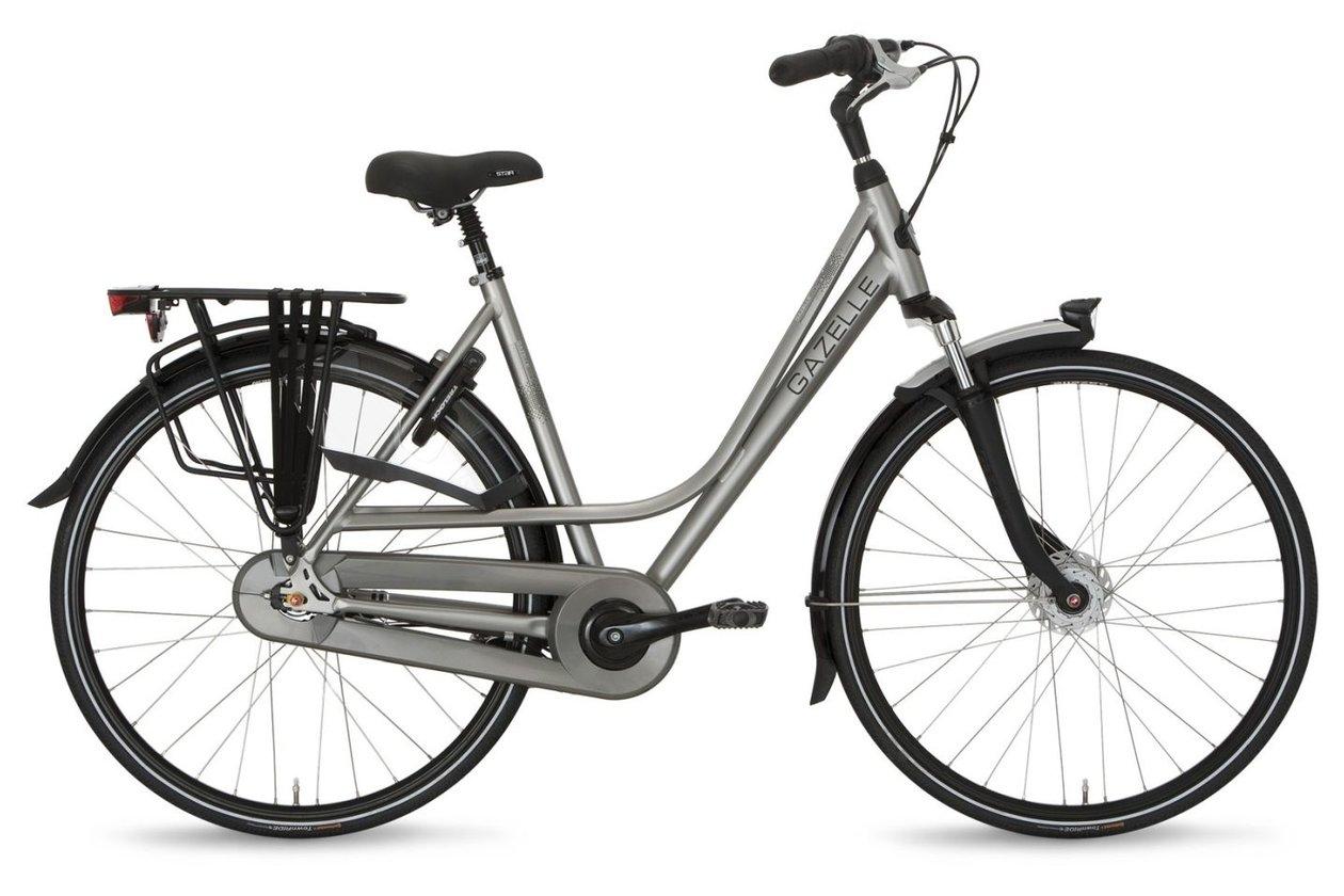 Gazelle Paris C7+ (Rücktritt) 2017 28 Zoll -5% | Fahrrad XXL