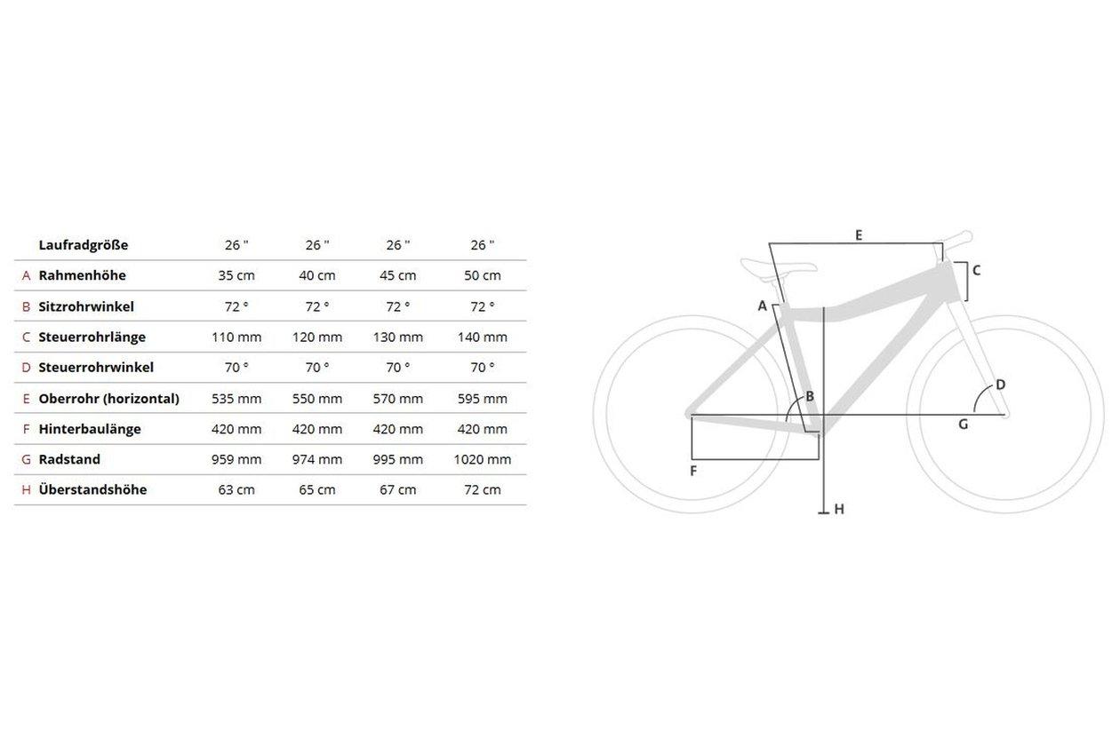 winora dash 26 2018 26 zoll bestellen fahrrad xxl. Black Bedroom Furniture Sets. Home Design Ideas