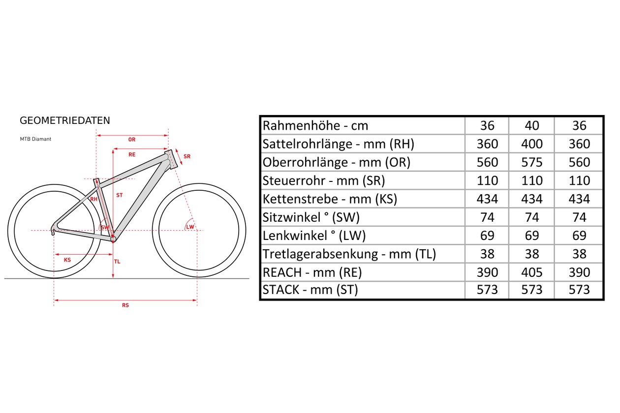 Carver Strict 110 26 Zoll kaufen   Fahrrad XXL