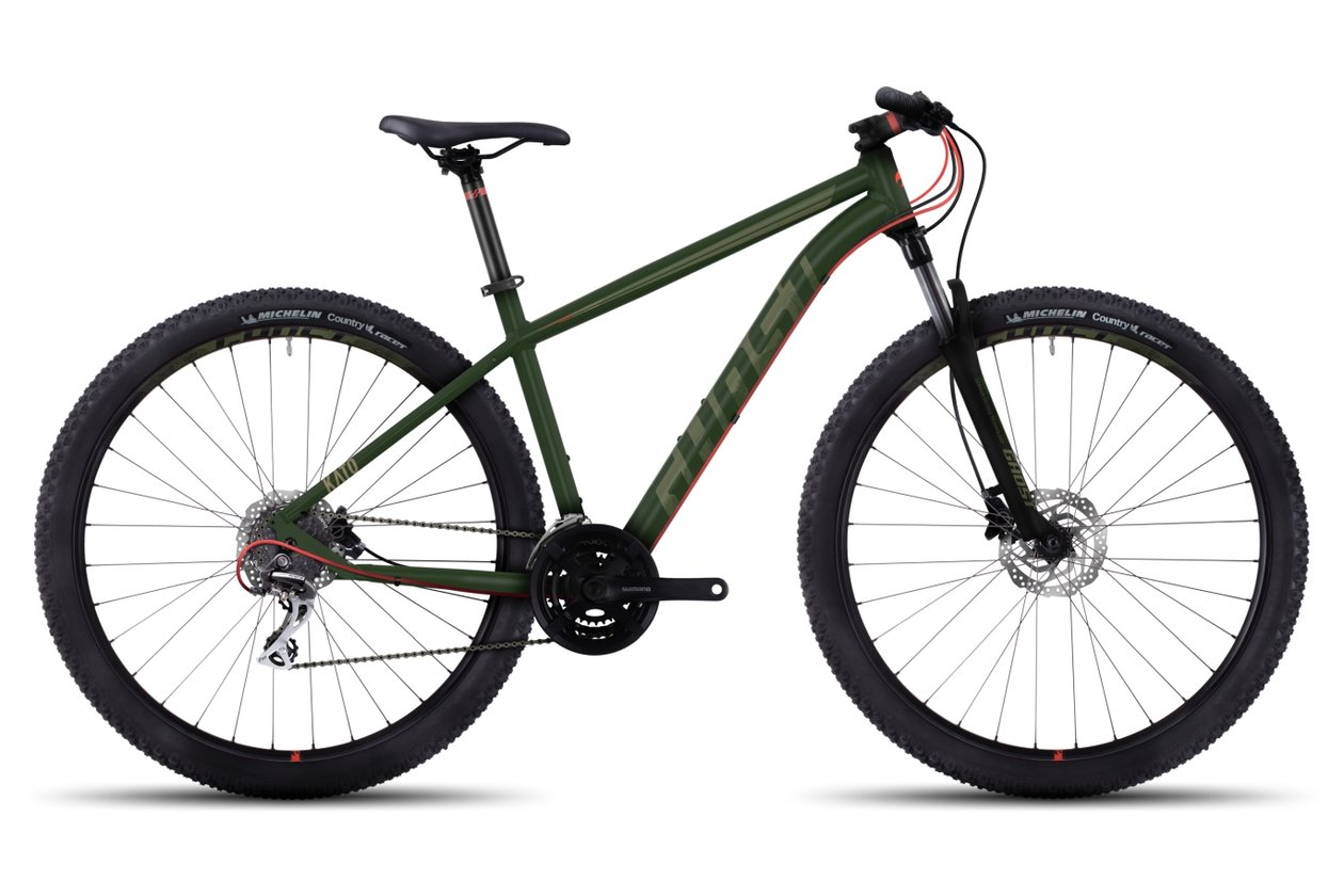 Ghost Kato 2 - 2017 - 29 Zoll - Hardtail