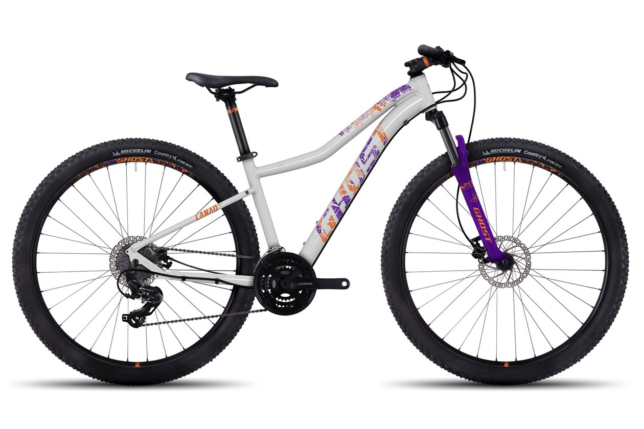 Ghost Lanao 1 - 2017 - 29 Zoll - Hardtail