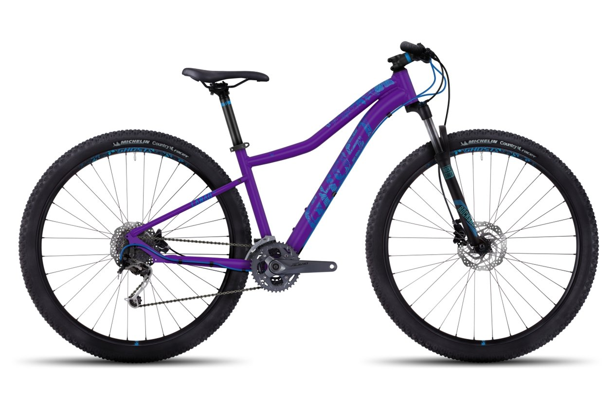 Ghost Lanao 4 - 2017 - 29 Zoll - Hardtail