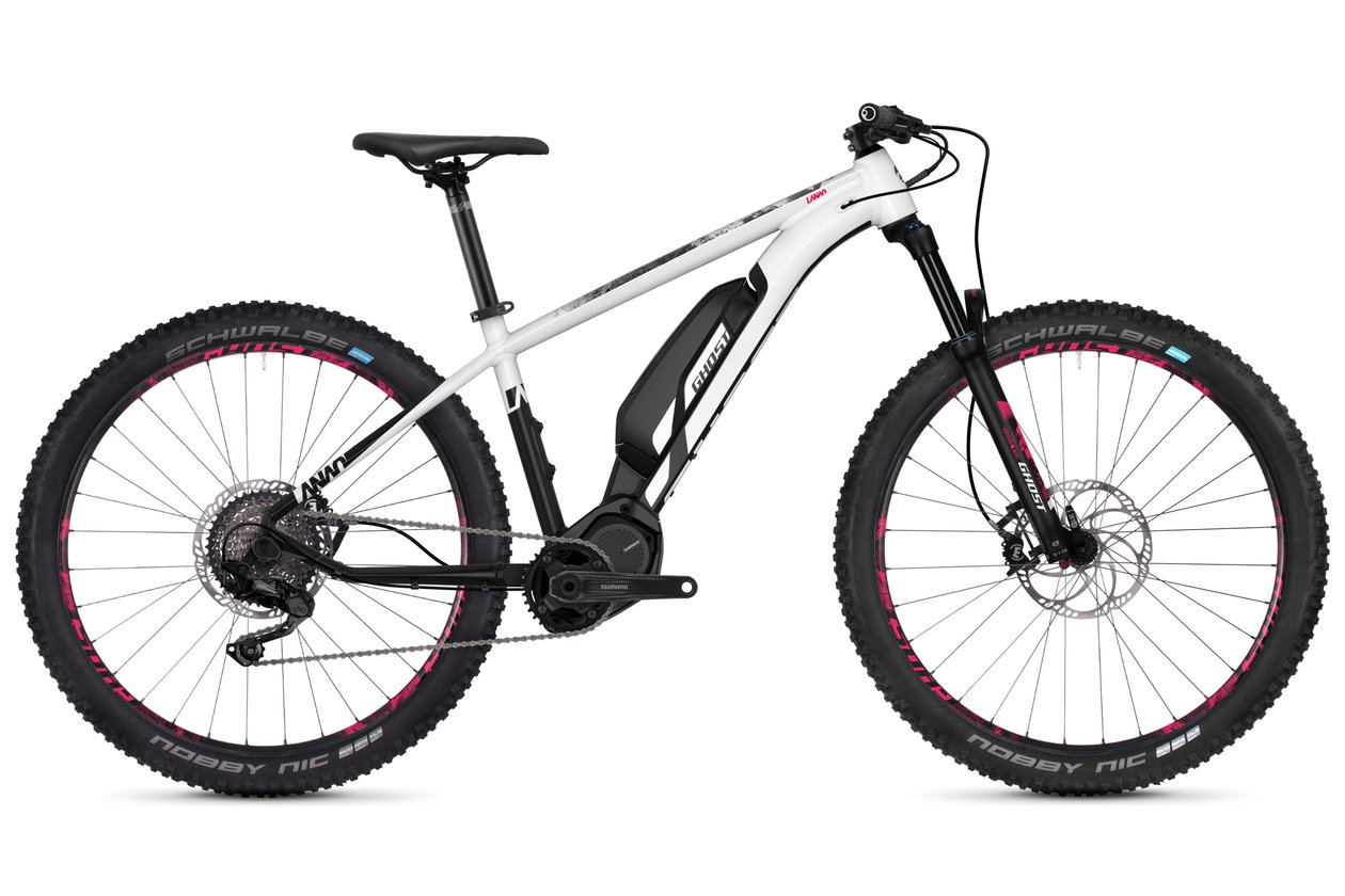 Ghost Lanao Hybrid S3.7+ - 2018 - 27,5 Plus Zoll - Hardtail