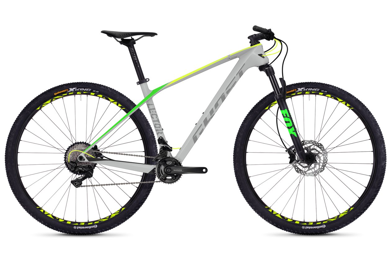 Ghost Lector 3.9 - 2018 - 29 Zoll - Hardtail