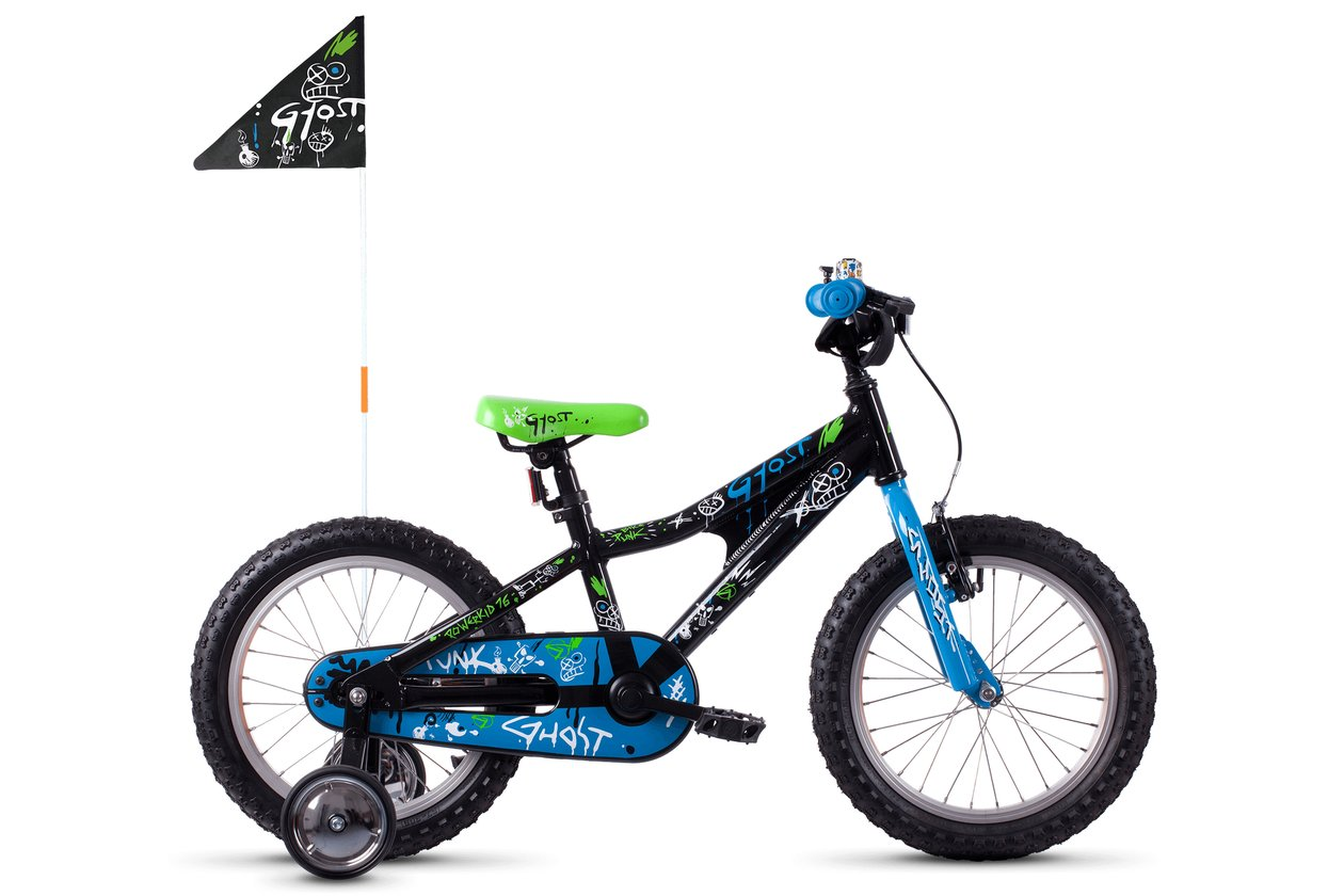 ghost powerkid 2018 16 zoll kaufen fahrrad xxl. Black Bedroom Furniture Sets. Home Design Ideas