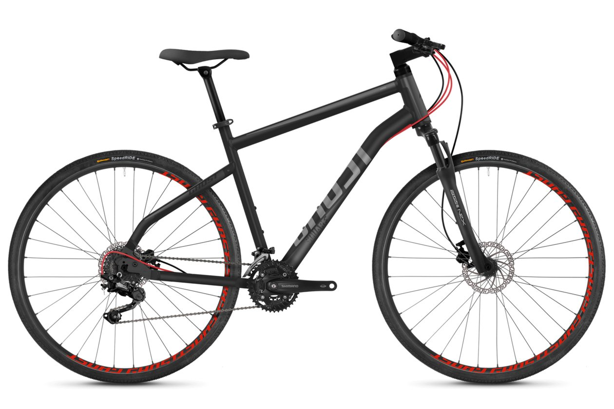 Ghost Square Cross 4.8 - 2018 - 28 Zoll - Diamant