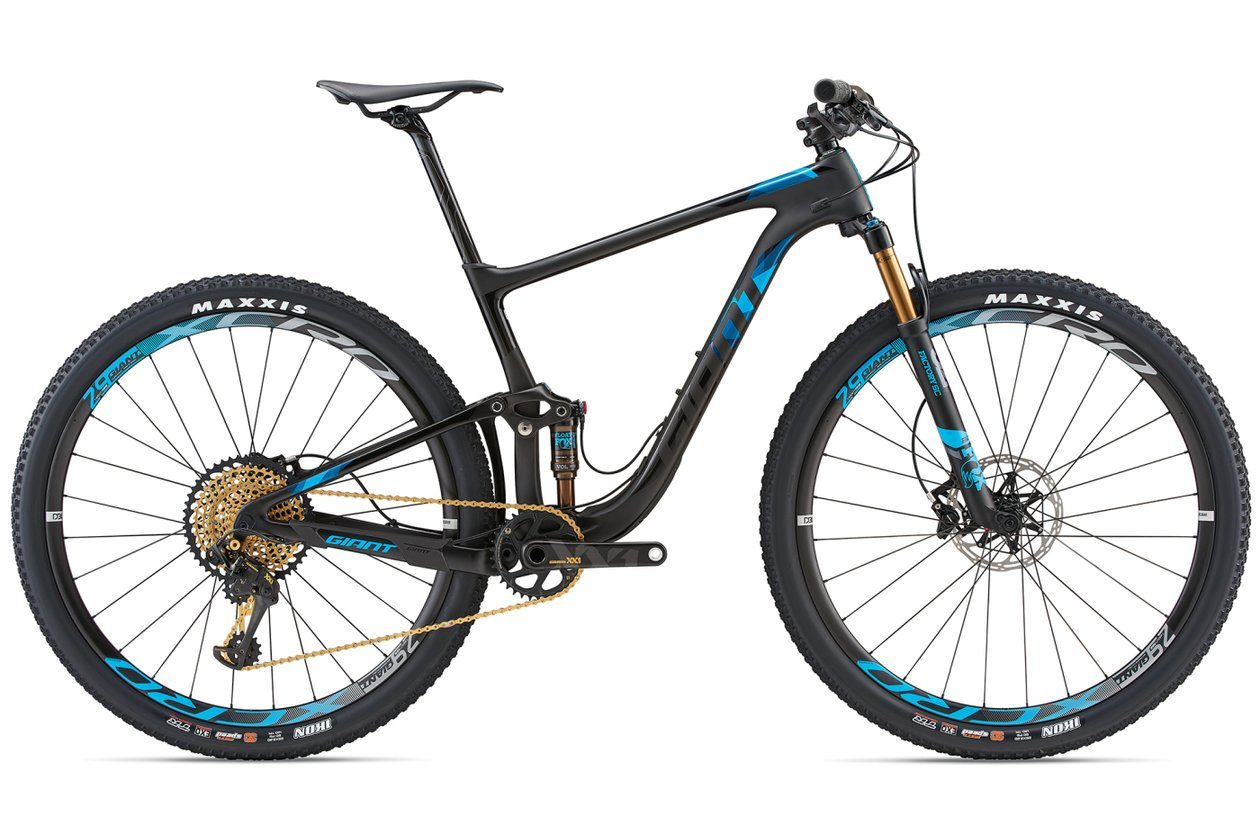 Giant Anthem Advanced Pro 0 - 2018 - 29 Zoll - Fully