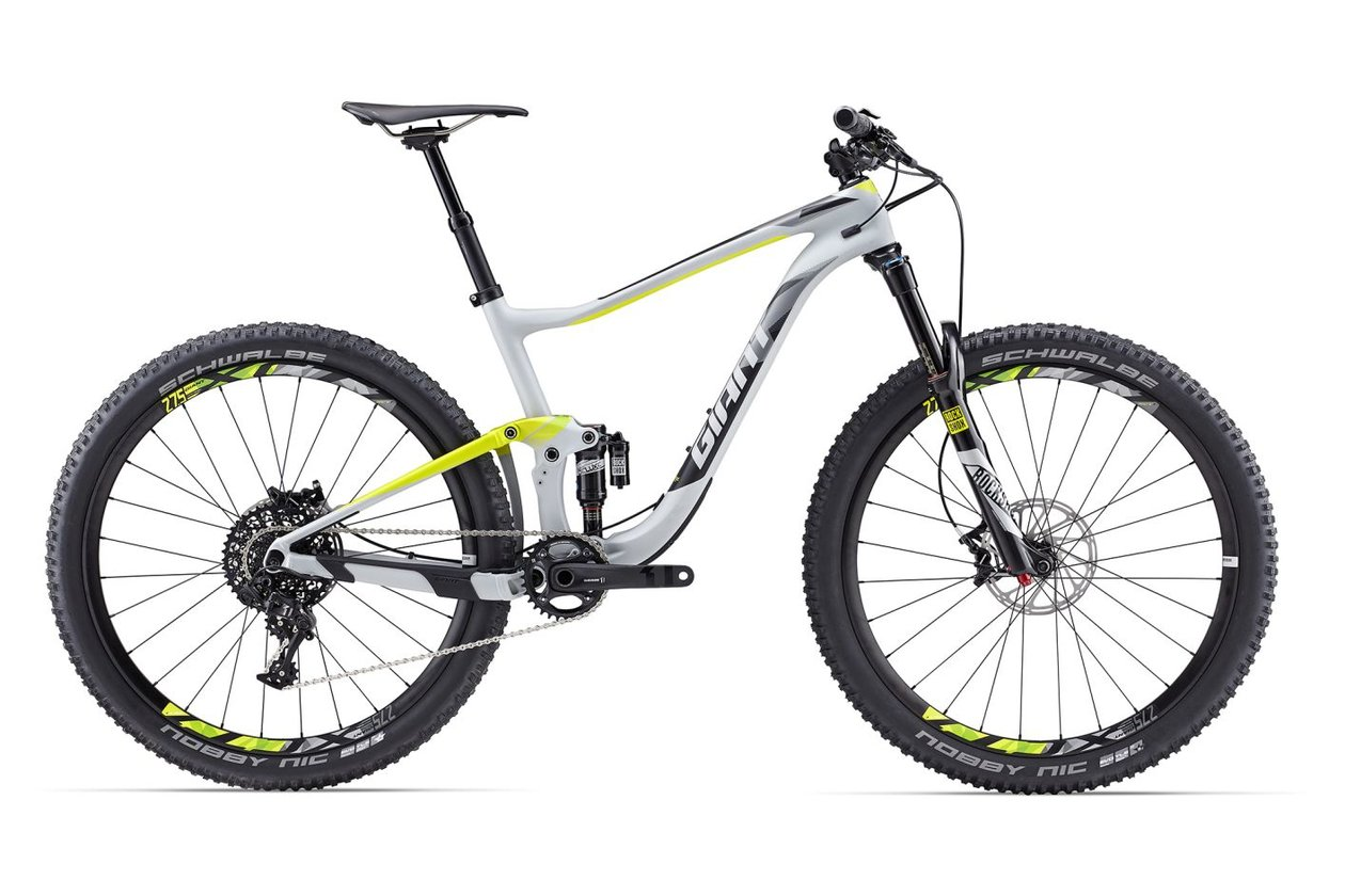 Giant Anthem Advanced SX - 2017 - 27,5 Zoll - Fully