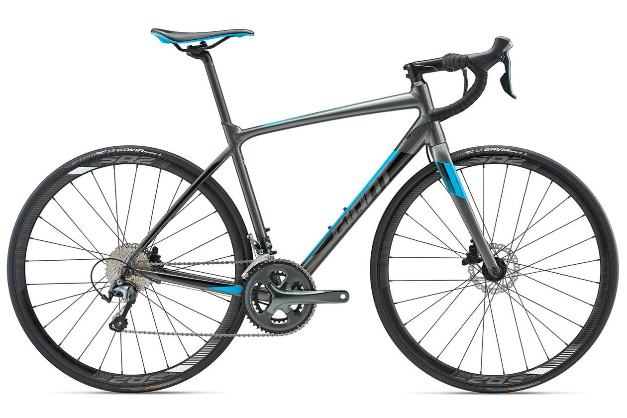 Giant Contend SL 2 Disc - 2018 - 28 Zoll - Diamant