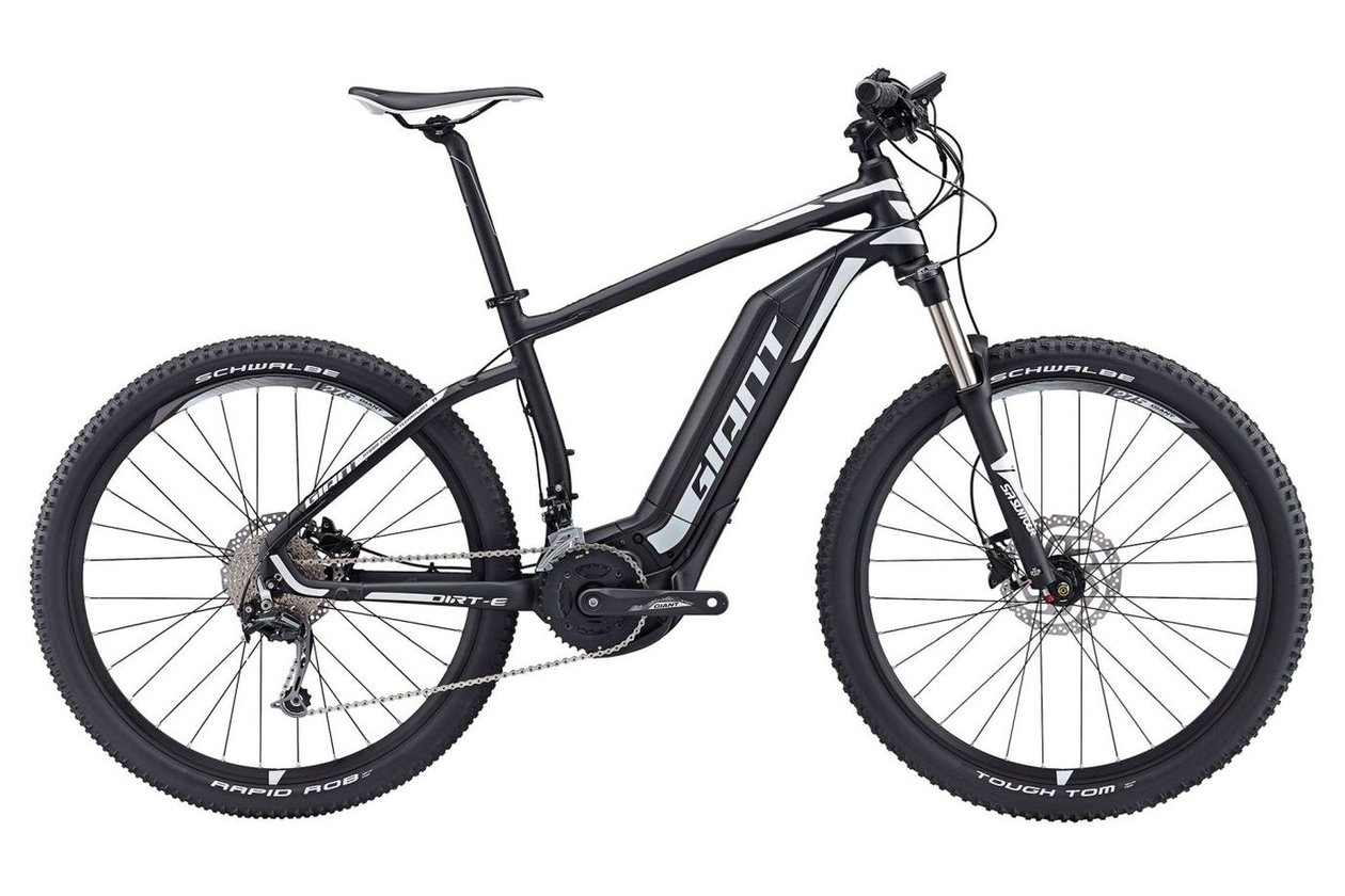 Giant Dirt-E+ 2 LTD - 2017 - 27,5 Zoll - Hardtail