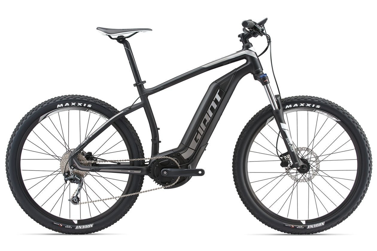 Giant Dirt-E+ 3 Power - 496 Wh - 2018 - 27,5 Zoll - Hardtail