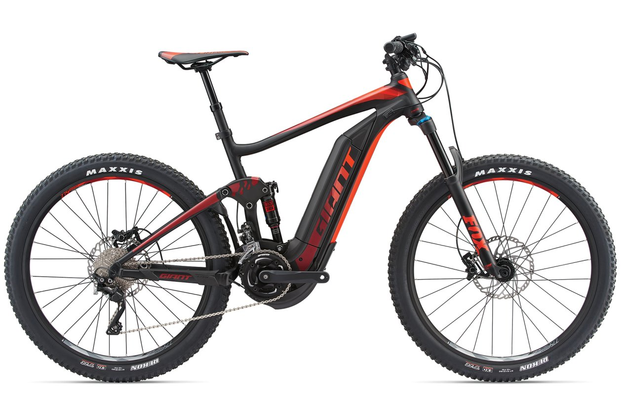 Giant Full-E+ 1.5 Pro LTD - 2018 - 27,5 Zoll - Fully