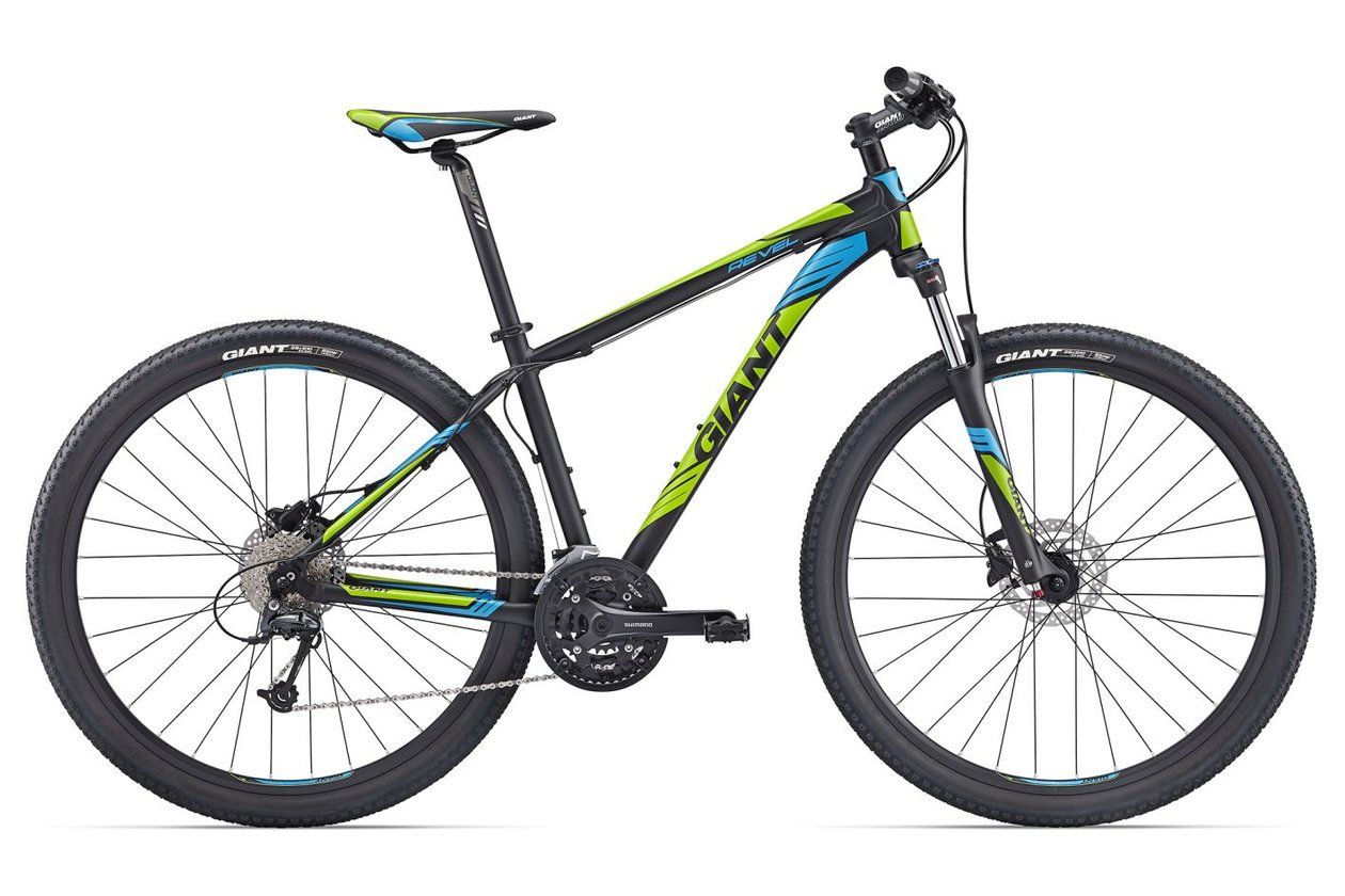 Giant Revel 29er 1 - 2017 - 29 Zoll
