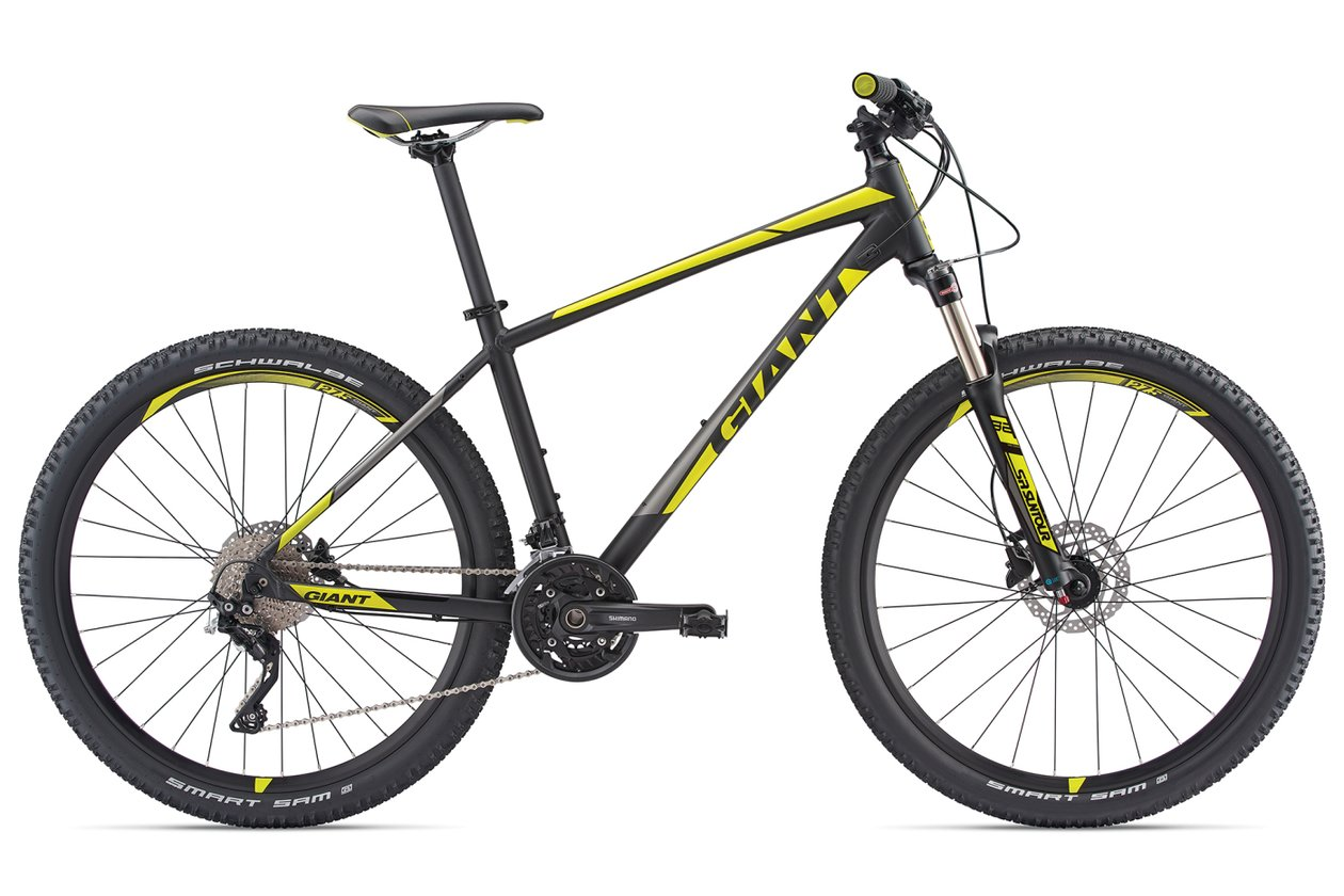 Giant Talon 1 LTD - 2018 - 27,5 Zoll - Hardtail