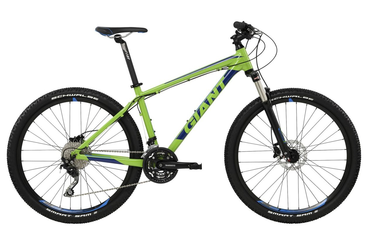 Giant Talon 1 LTD - 2017 - 27,5 Zoll - Hardtail