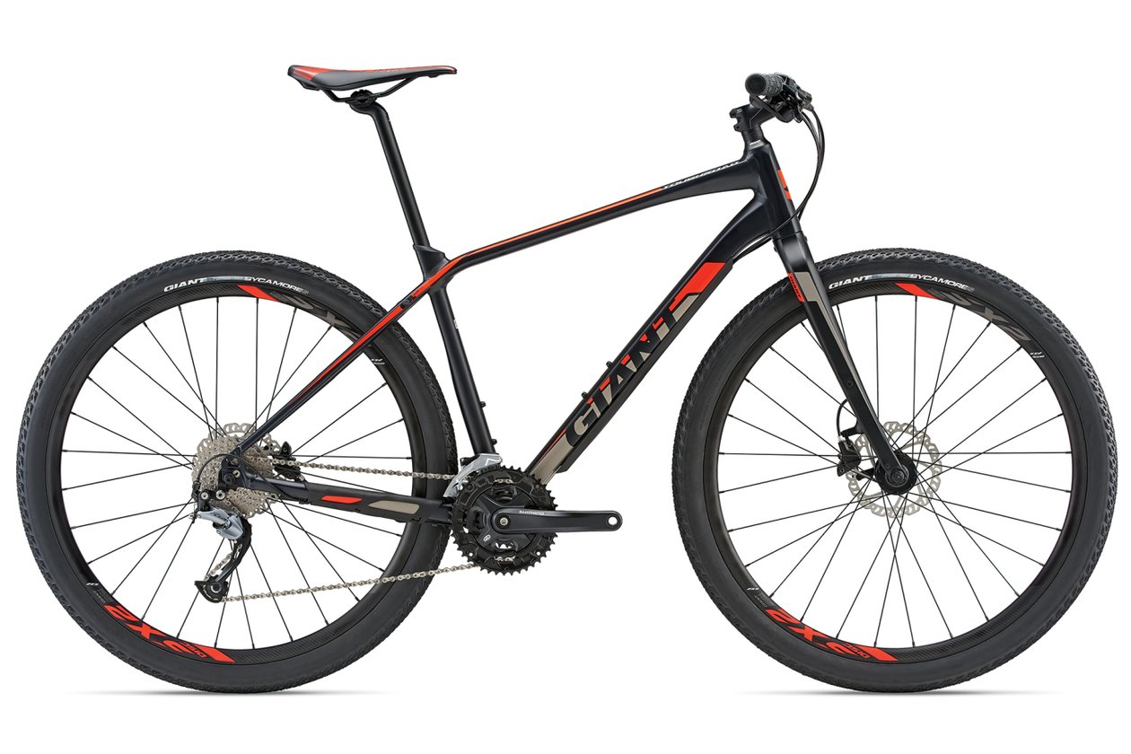 Giant ToughRoad SLR 2 - 2018 - 28 Zoll