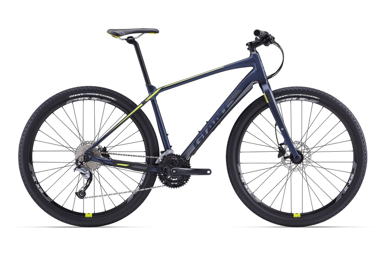 Giant ToughRoad SLR 2 - 2017 - 28 Zoll - Hardtail