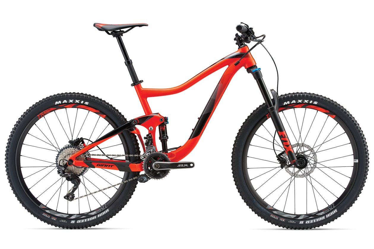 Giant Trance 2 - 2018 - 27,5 Zoll - Fully