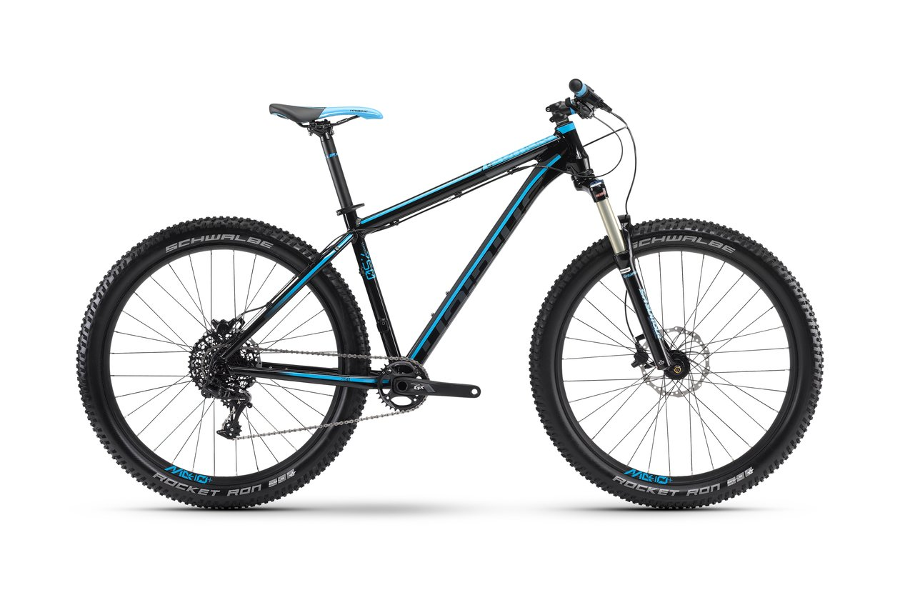 Haibike Edition Plus 7.50 - 2016 - 27,5 Zoll - Hardtail