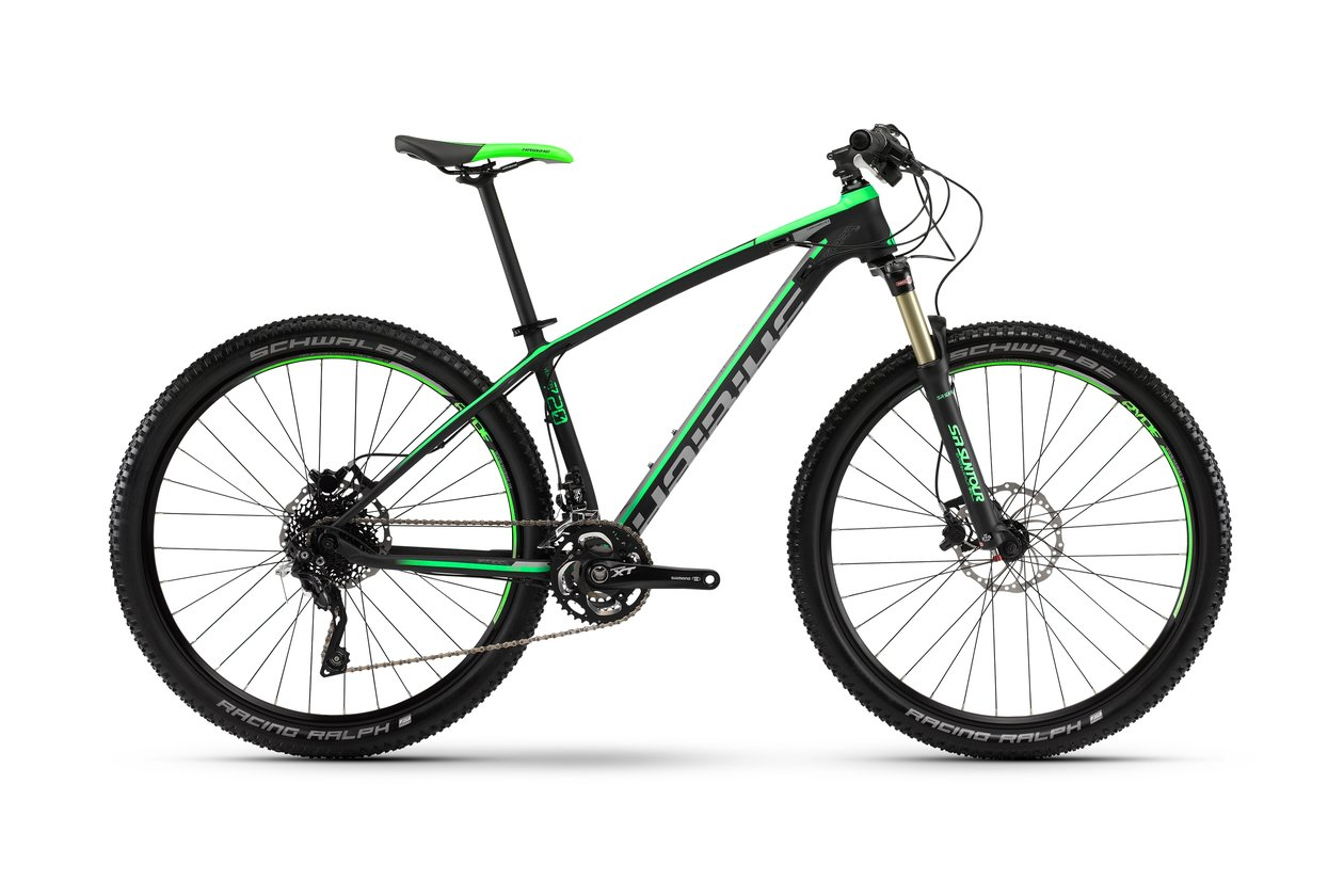 Haibike Freed 7.20 - 2016 - 27,5 Zoll - Hardtail