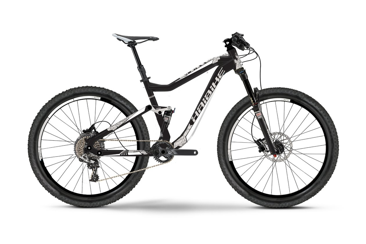 Haibike Q.AM Plus 7.10 - 2016 - 27,5 Zoll - Fully