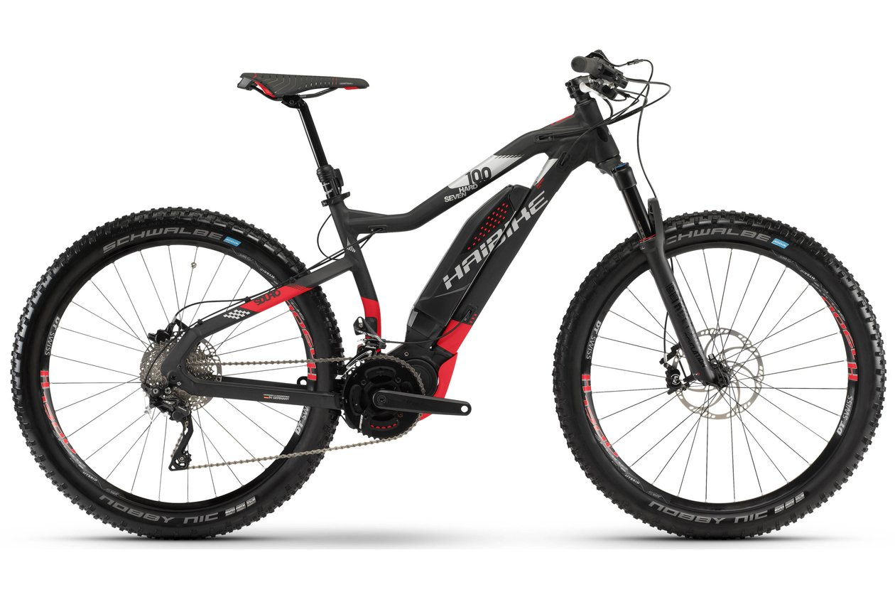 Haibike Sduro HardSeven 10.0 - 500 Wh - 2018 - 27,5 Zoll - Hardtail
