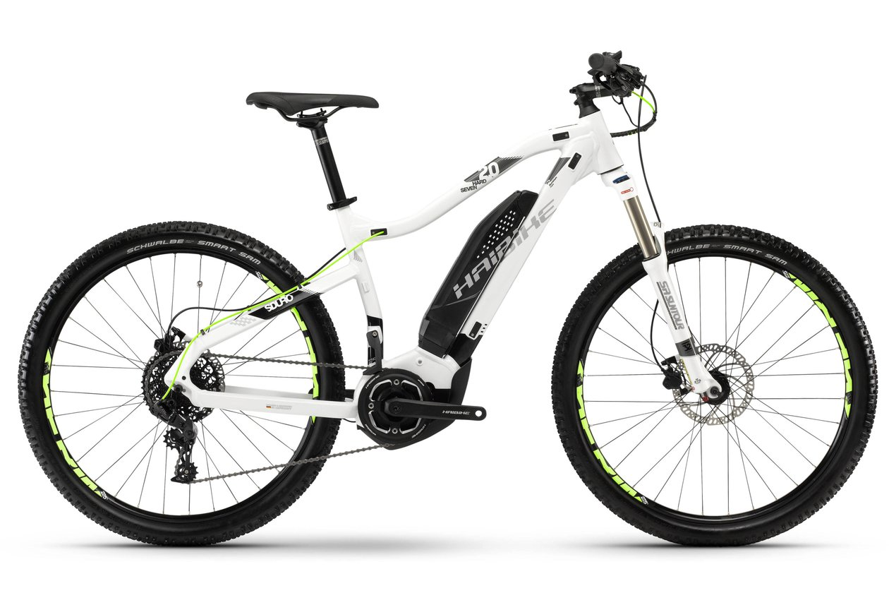 Haibike Sduro HardSeven 2.0 - 400 Wh - 2018 - 27,5 Zoll - Hardtail