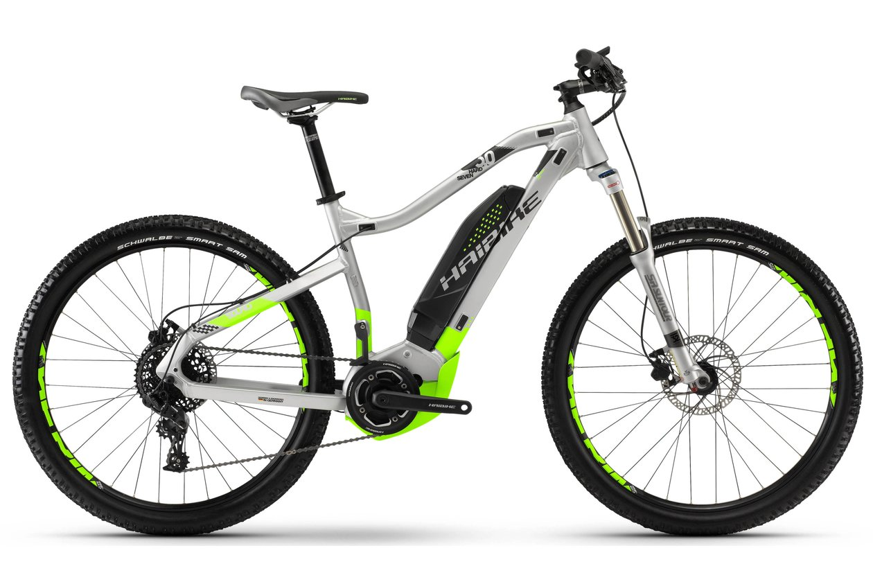 Haibike Sduro HardSeven 3.0 - 500 Wh - 2018 - 27,5 Zoll - Hardtail
