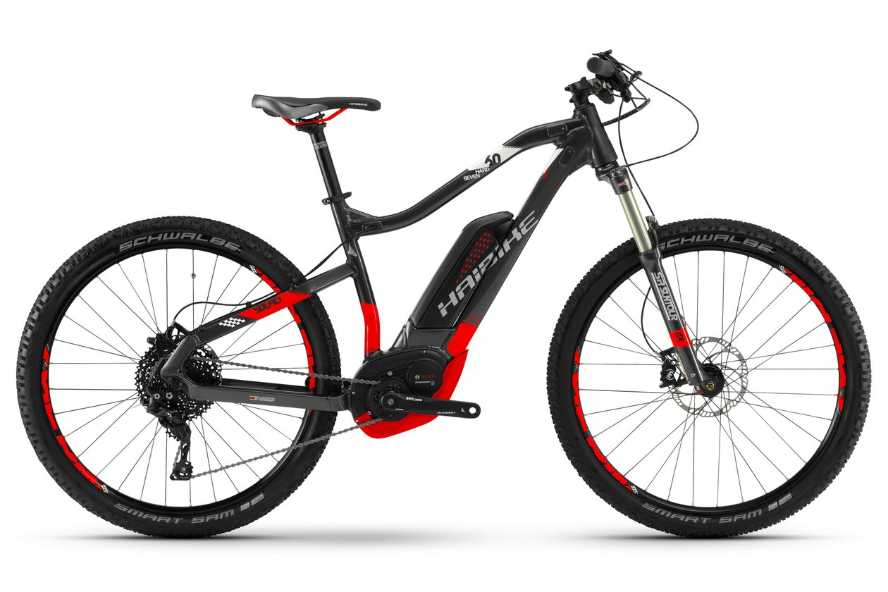 Haibike Sduro HardSeven 6.0 - 500 Wh - 2018 - 27,5 Zoll - Hardtail