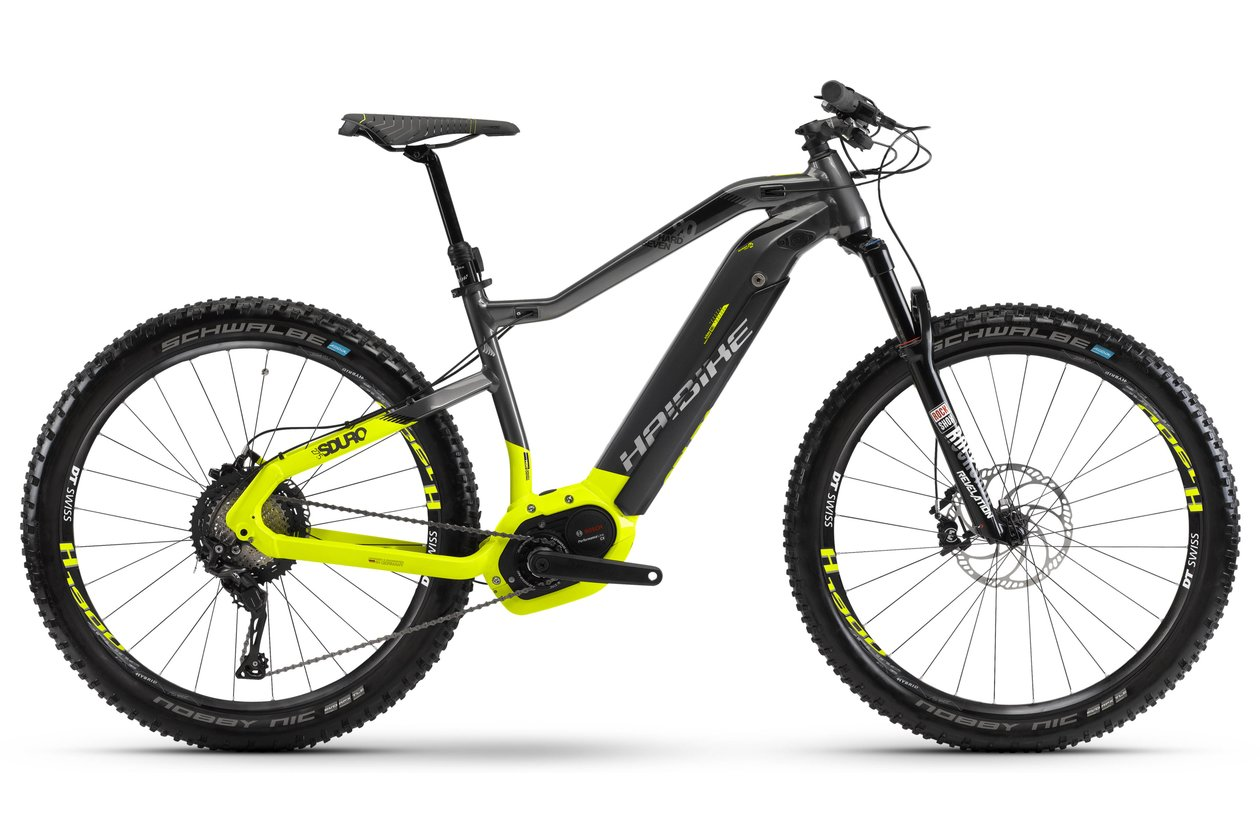 Haibike Sduro HardSeven 9.0 - 500 Wh - 2018 - 27,5 Zoll - Hardtail