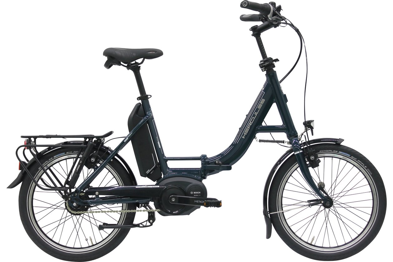 Hercules Rob Fold F8 Active - 500 Wh - 2018 - 20 Zoll - Faltrahmen