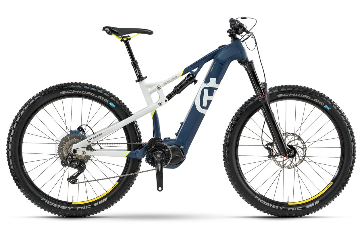 Husqvarna Mountain Cross MC7 - 500 Wh - 2018 - 27,5 Zoll - Fully