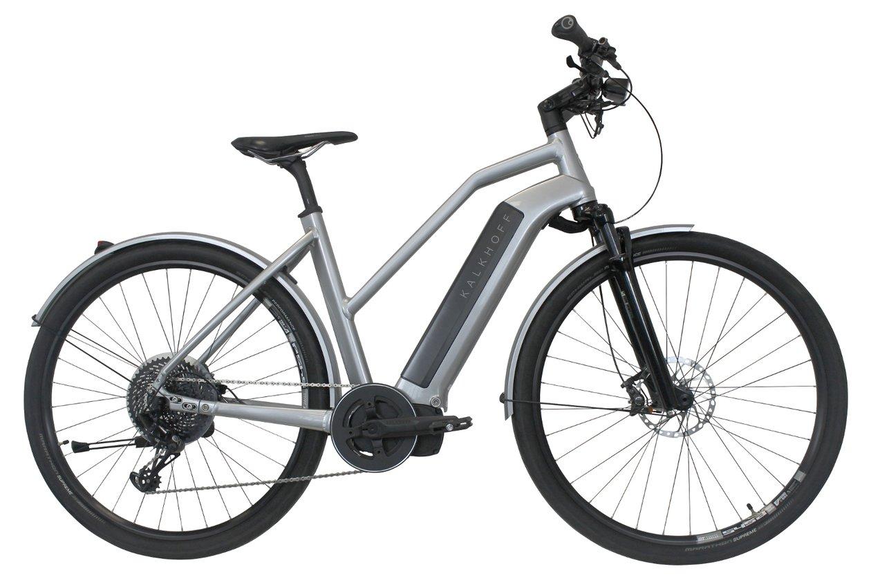 Kalkhoff Integrale LTD Silver 2017 28 Zoll günstig kaufen | Fahrrad XXL