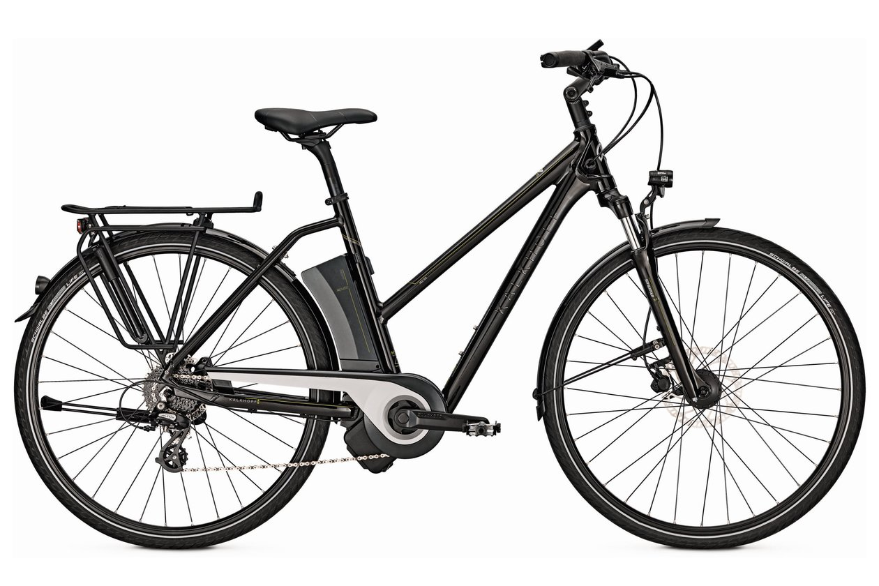 Kalkhoff Pro Connect I8 - 396 Wh - 2017 - 28 Zoll - Damen Sport
